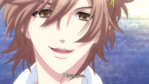 Futo from Brothers Conflict (HOTTY)