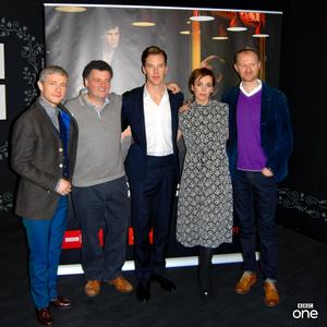 Sherlock Season 3 - BFI Screening