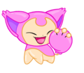 "A ""Chibi"" Skitty...? - skitty photo"