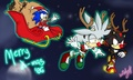 Merry X-mas - sonic-the-hedgehog photo