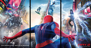 The Amazing Spider-Man 2 - Large Banner