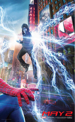 The Amazing Spider-Man 2 - Large Poster