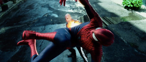 Spider-Man achtergrond titled The Amazing Spider-Man 2 Official Trailer - Screencaps
