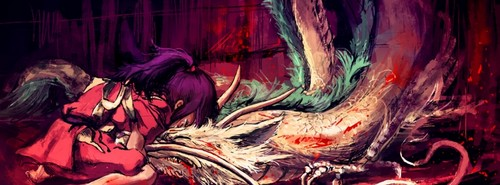 masigla ang layo wolpeyper possibly with anime entitled Spirited Away ♥