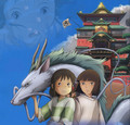 Spirited Away fondo de pantalla