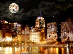 Steel City Skyline