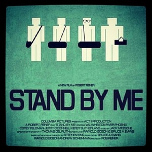 stand によって me