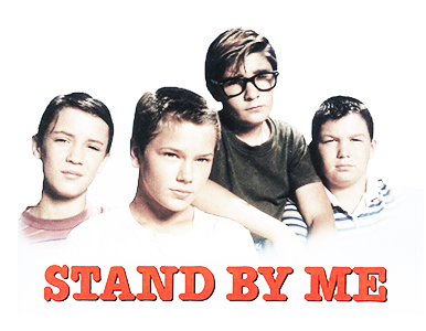 Stand By Me wallpaper containing a portrait entitled stand by me