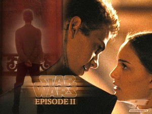 Attack of the Clones - Padme & Anakin