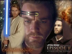 Attack of the Clones (Ep. II) - Obi-Wan Kenobi