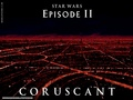 Attack of the Clones - Coruscant - star-wars-attack-of-the-clones wallpaper