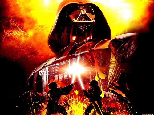 bintang Wars: Revenge of the Sith wallpaper entitled Revenge of the Sith (Ep. III) - Anakin/Vader