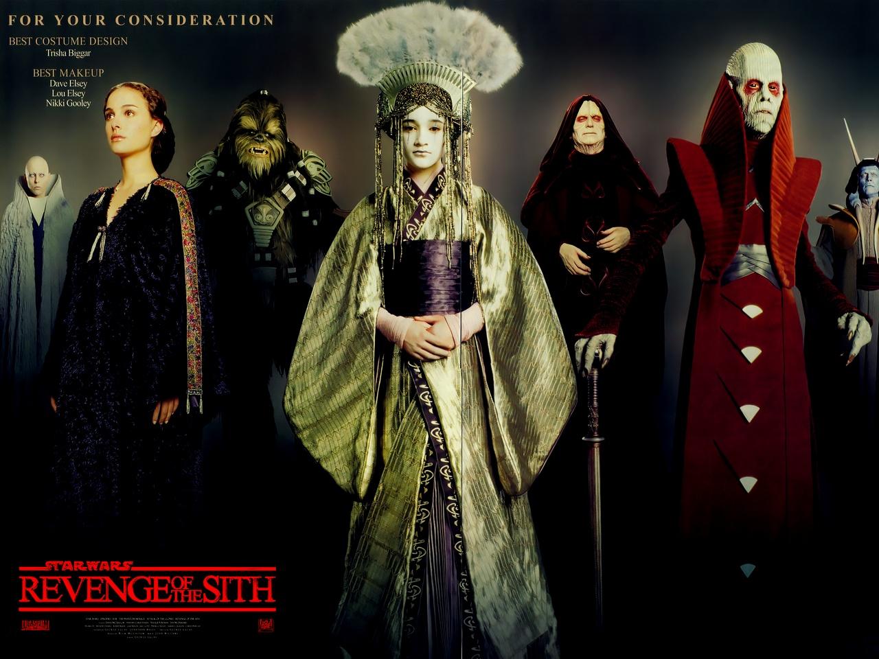 Revenge of the Sith (Ep. III) wallpaper