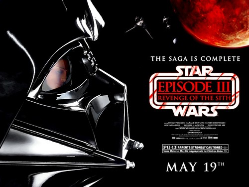 bintang Wars: Revenge of the Sith wallpaper titled Revenge of the Sith (Ep. III) - Darth Vader