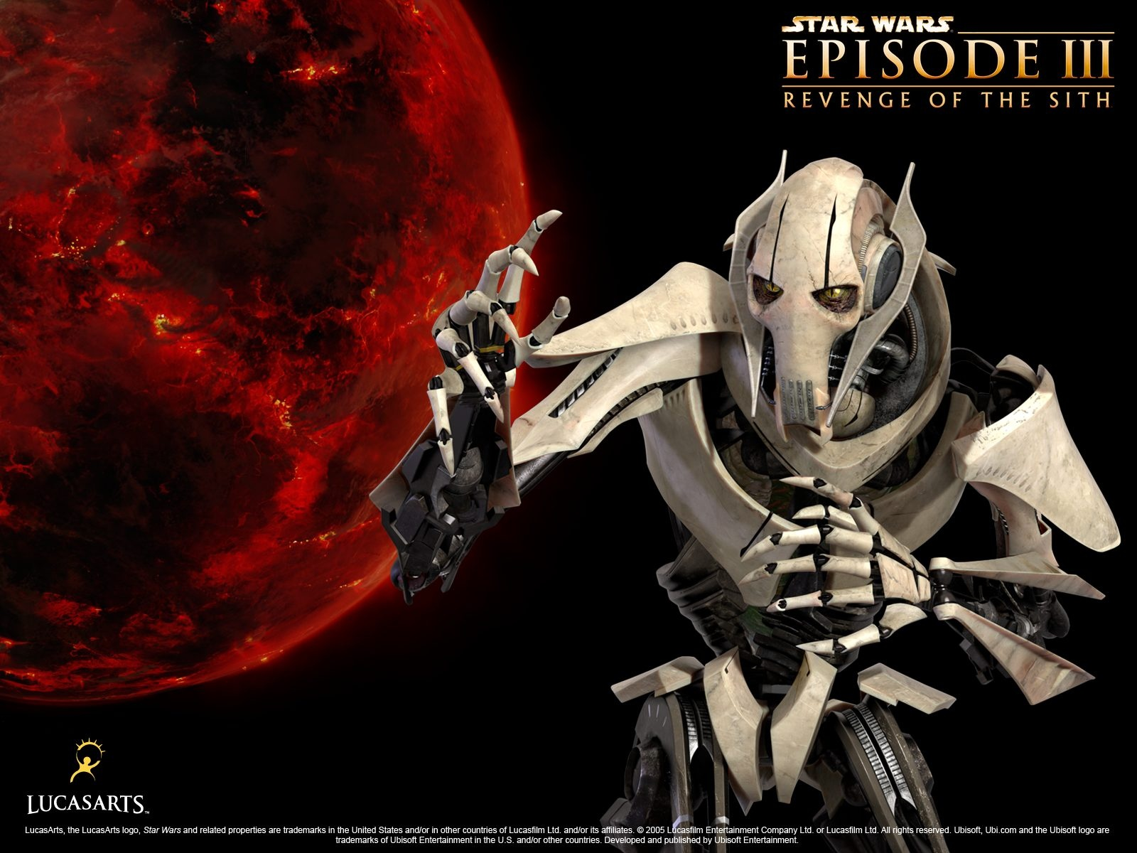 Revenge of the Sith (Ep. III) - General Grievous