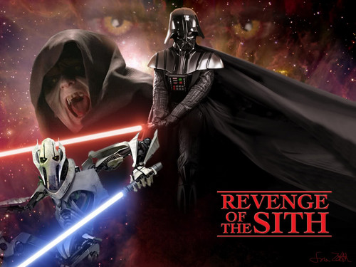 bintang Wars: Revenge of the Sith wallpaper probably with a lippizan and a konser called Revenge of the Sith (Ep. III) - Villains