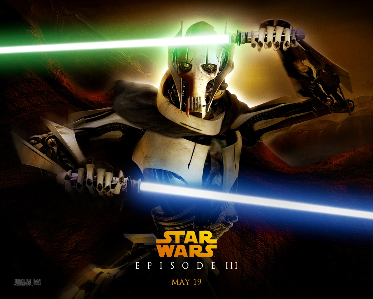 General Grievous - Star Wars: Revenge