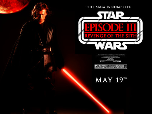 bintang Wars: Revenge of the Sith wallpaper entitled ROTS (Ep. III) - Sith Anakin