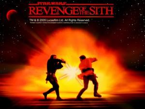 ROTS (Ep. III) - Anakin vs. Obi-Wan