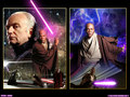 ROTS (Ep. III) - Palpatine vs. Mace Windu - star-wars-revenge-of-the-sith wallpaper