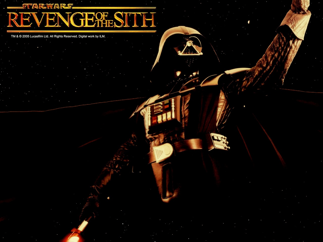 Revenge of the Sith (Ep. III) - Vader