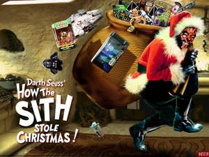 Darth Seuss' How The SITH roubou Christmas!