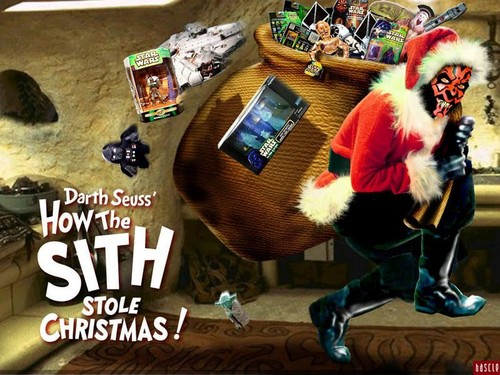 Star Wars images Darth Seuss' How The SITH Stole Christmas! HD ...