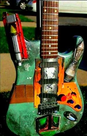 Boba Fett गिटार