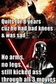 Darth Vader is badass - star-wars fan art