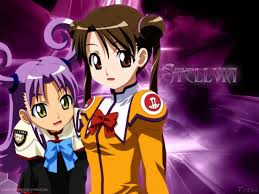 Shima and RInna