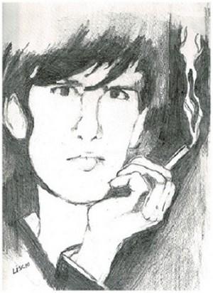 Sketch of Stu