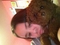 Me and teddy bea - stuffed-animals photo