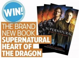 Supernatural/Heart Of The Dagon
