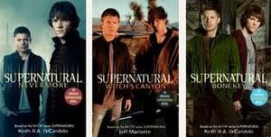 Supernatural boeken