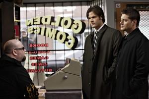 Supernatural/Sam