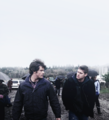 San and Dean - supernatural photo