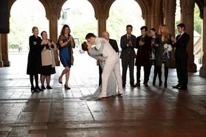 Wedding किस