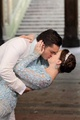 Chuck and Blair wedding ciuman
