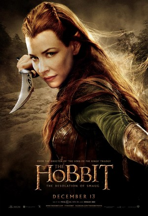 Tauriel (promotional banner)