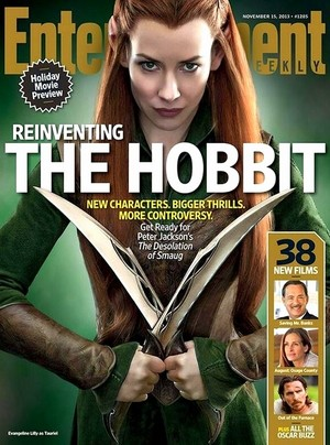 Tauriel cover (subscriber exclusive)