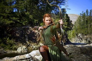 Tauriel (first official image)