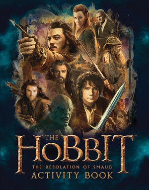 Hobbit Activity Book