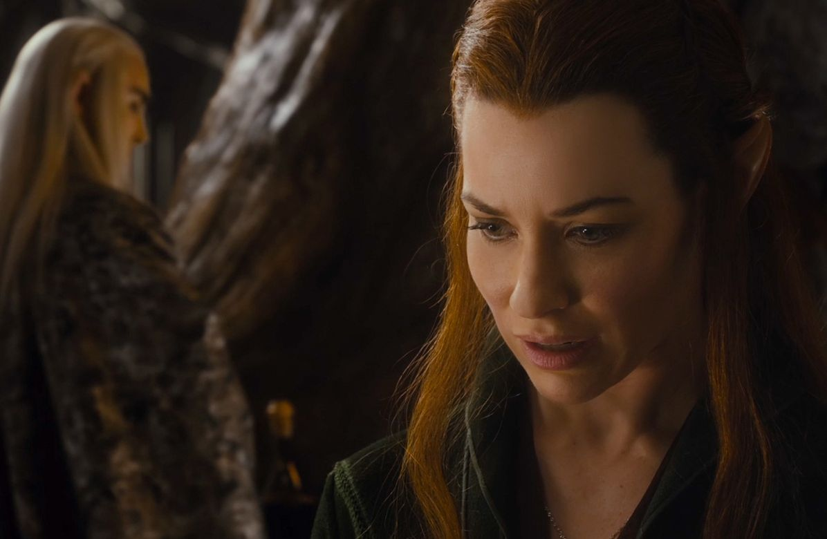 lilly legolas tauriel - photo #20