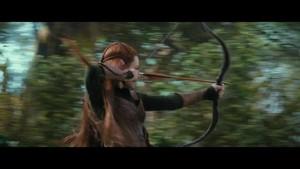 Tauriel Trailer Screencaps