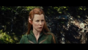 Tauriel Trailer Screencaps