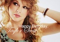 HAPPY BIRTHDAY TAYLOR!! - taylor-swift photo