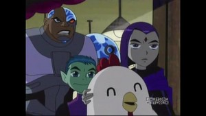 Teen Titans 1x02 {HD}