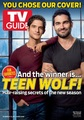 TV Guide Cover - teen-wolf photo