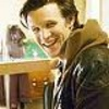 The Eleventh Doctor photo with a portrait entitled Matt smith