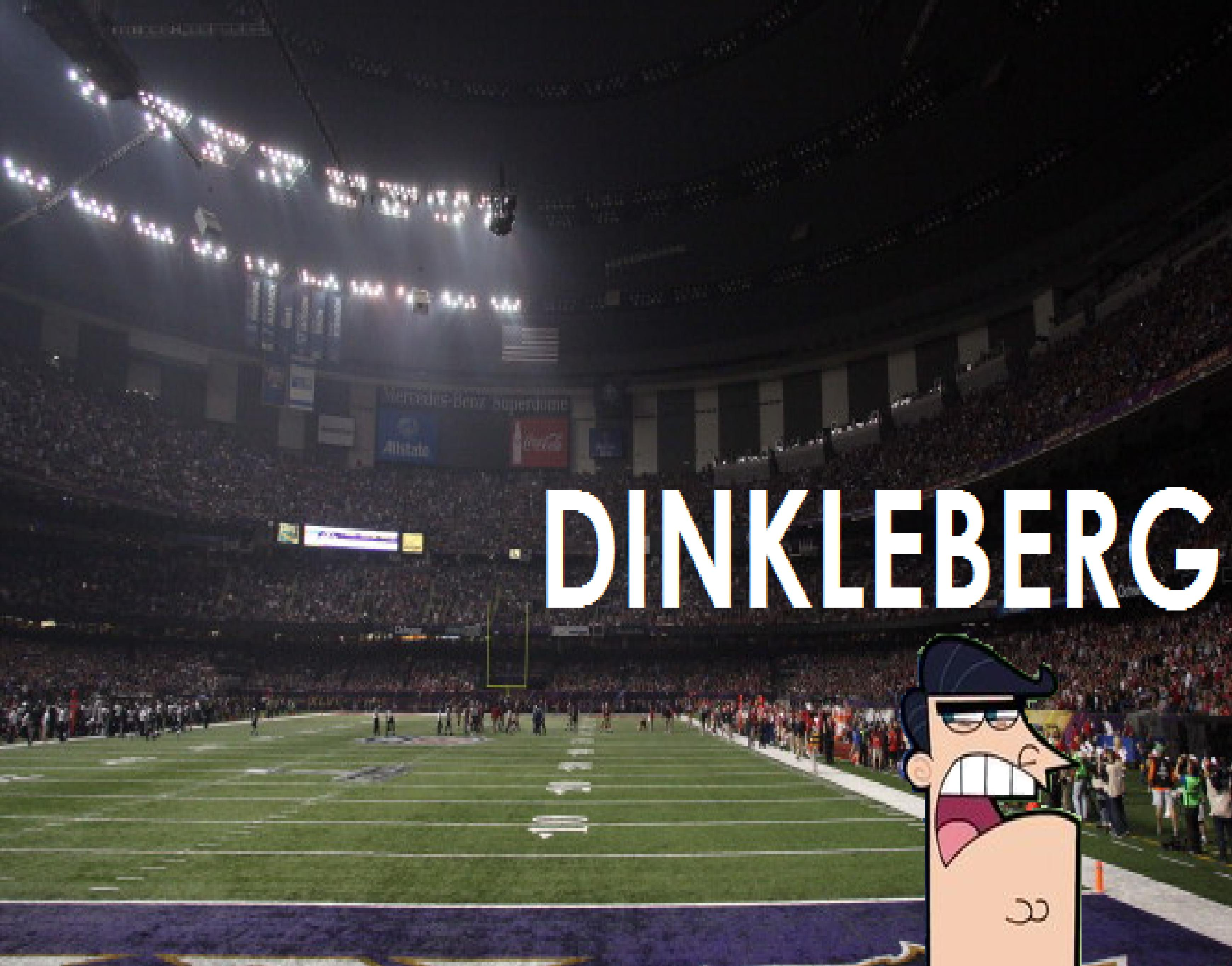 POWER OUTAGE? DINKLEBERG!